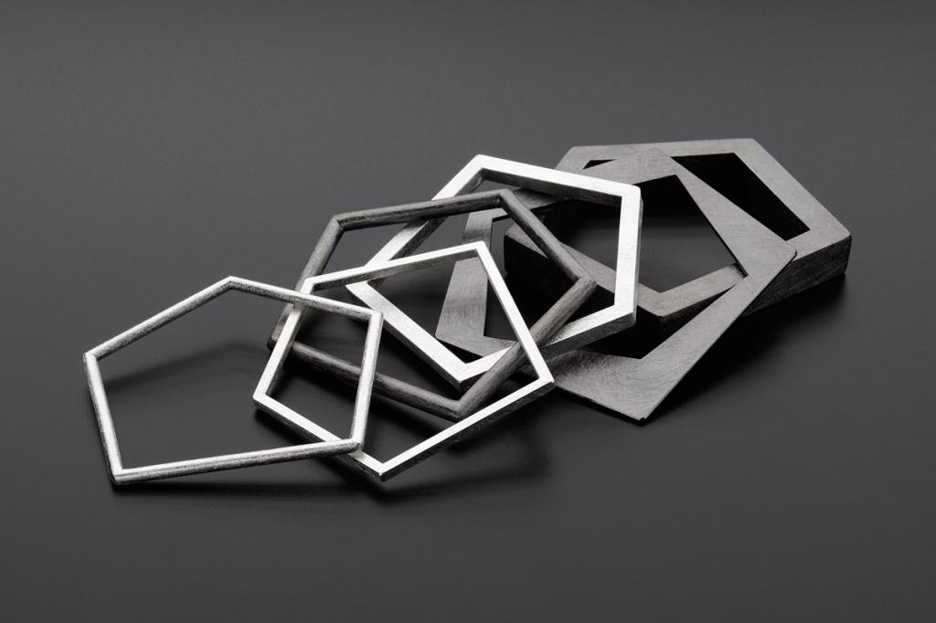 Bracelets Vela – 2011 – AG 925 Black Plated