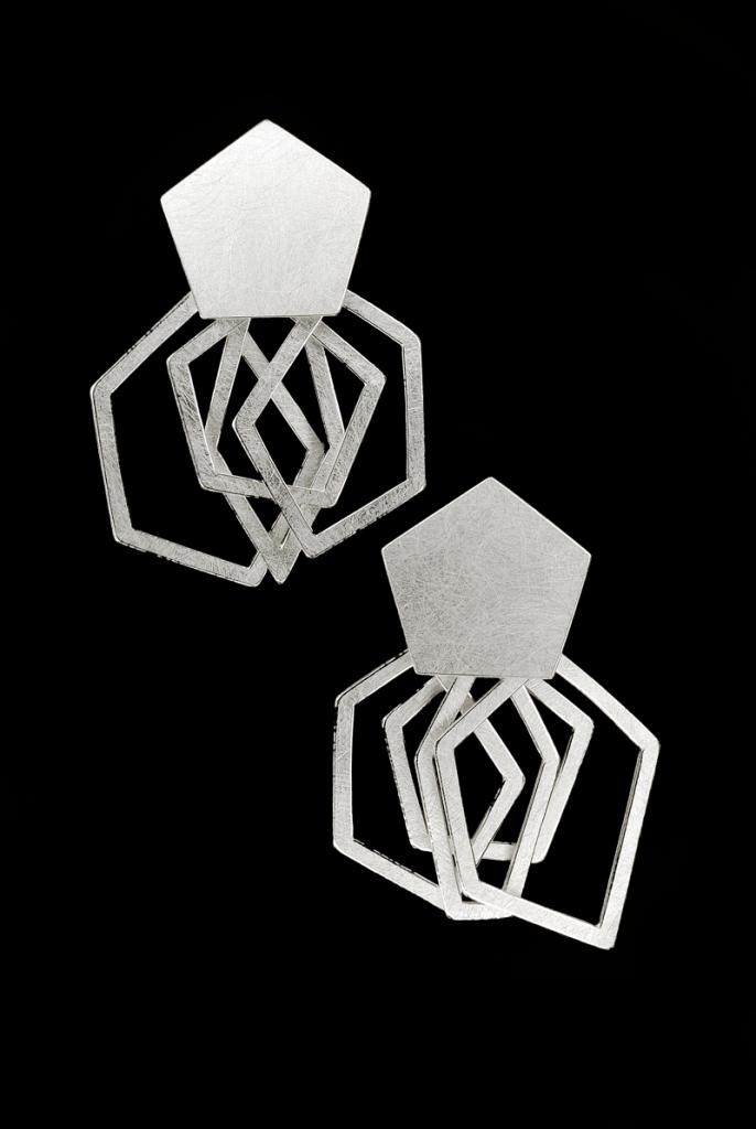 Earrings POLIPO – 2009 – AG 925