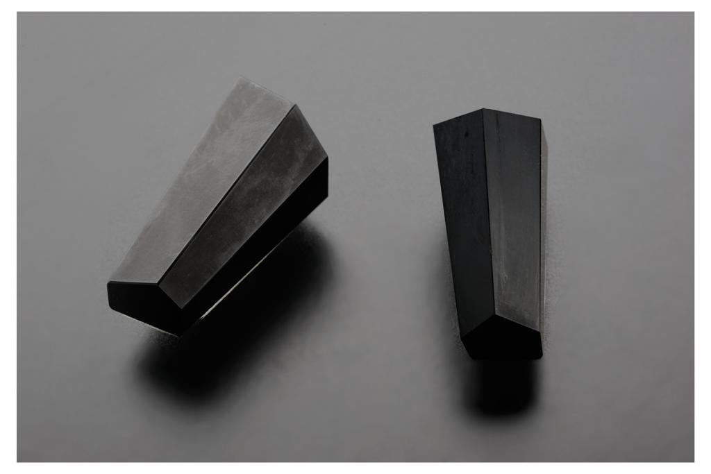 Earings Crystall – 2011 – AG 925 Jet