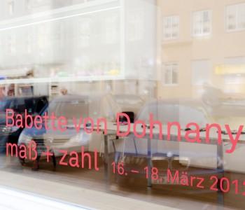 maß und zahl 2012