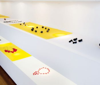 Messure and Numbers - 2012 - Solo exhibition